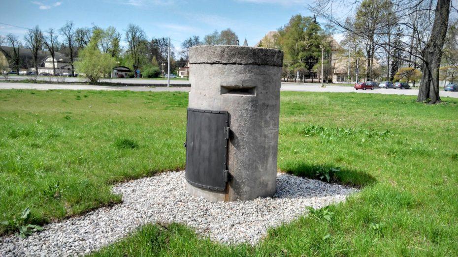Einmannbunkry u nádraží, Č. Těšín